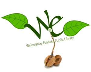 W-E Seed Library at Willoughby Logo