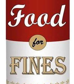Food for Fines: 4/9 – 4/14
