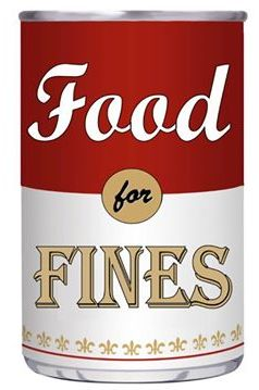 Food for Fines Can