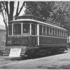 Cleveland Painesville and Eastern Mail Car