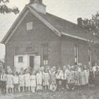 Schoolhouse Number 4 – Vine and Lakeshore – Willowick – 1920