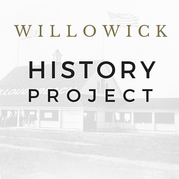 Willowick History Project