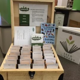 W-E Seed Library – Now Open