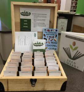 W-E Library Seed Library