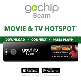 GoChip Beams Now Available