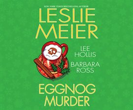 Eggnog Murder on hoopla