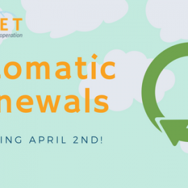 Automatic Renewals Starting in April