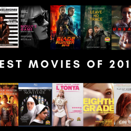 Top Ten Films of the Year
