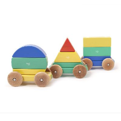 Magnetic Shape Train