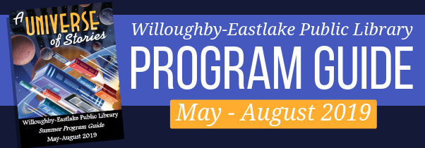 Summer 2019 PROGRAM GUIDE
