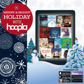 Happy Hoopla Holidays from WEPL