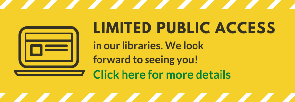 Limited public access banner