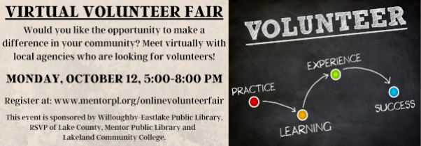 Virtual Volunteer Fair