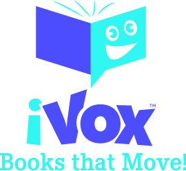 iVOX books for children ages 3-8