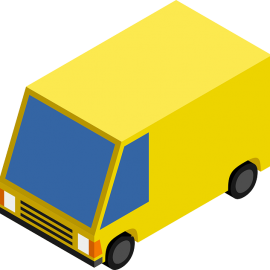 Library Logistics: Truck Drivers and Books